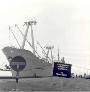 1965 Langjokull_adgangur_bannadur